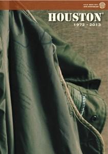 HOUSTONカタログ表紙イメージ
